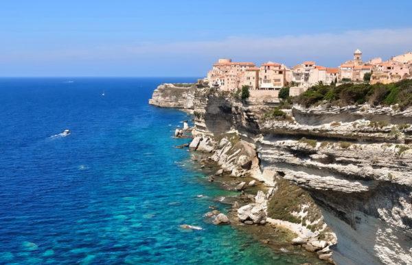 Zeilen rond Corsica