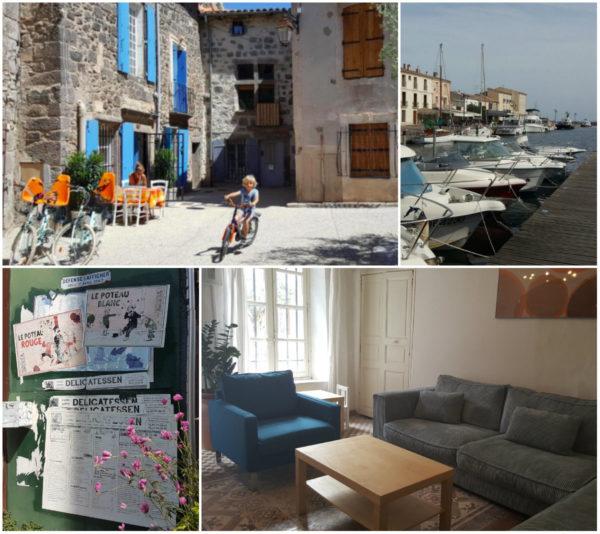 Gite Rue Bouqui Agde dorsphuis