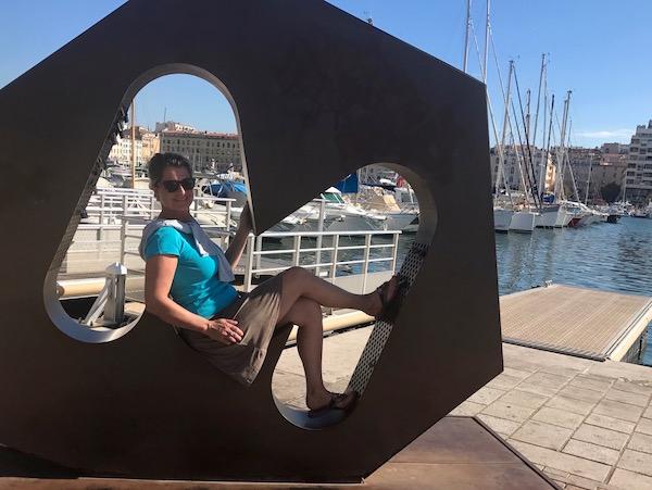 Josee in Marseille