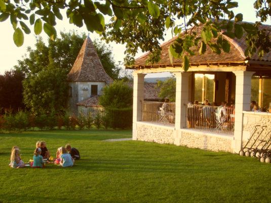 Domaine de Longeveau kinderen welkom
