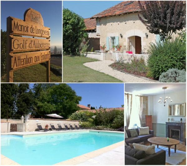 Leuk vakantiehuis in Zuid-Frankrijk Charente