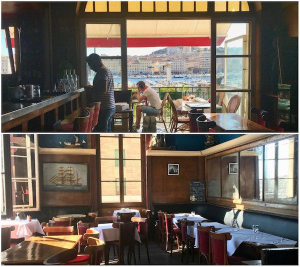 Restaurant La Caravelle in Marseille