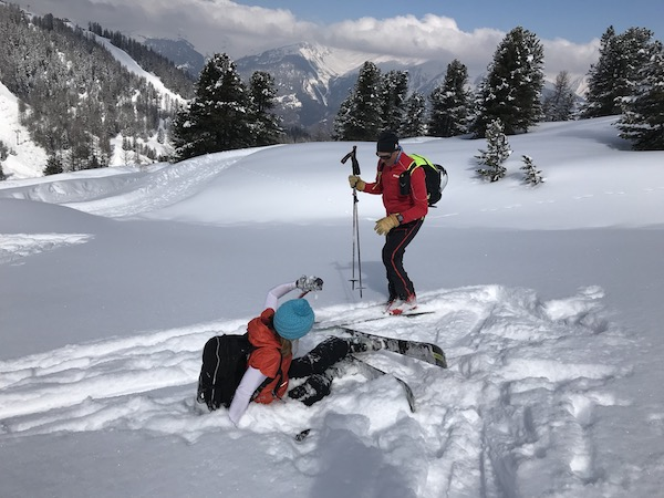Ski Randonnée La Plagne