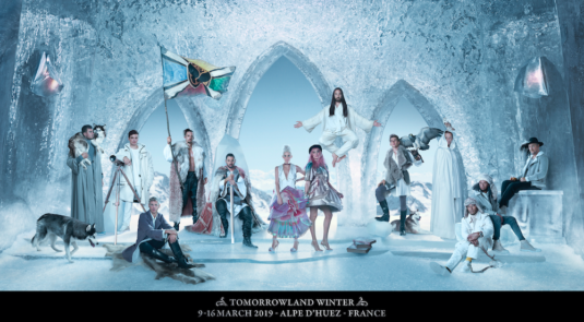 Tomorrowland-line-up