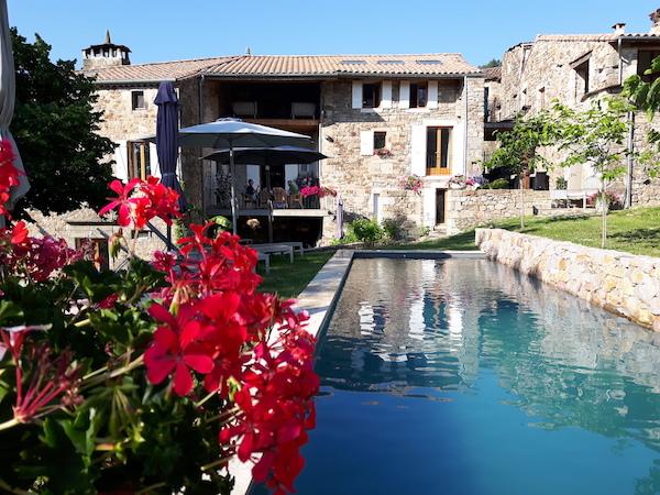 Leuk vakantiehuis in Zuid-Frankrijk Art en Route Ardèche