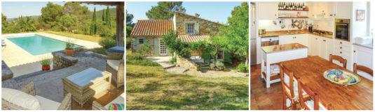 Vakantiehuis Ribaute Languedoc