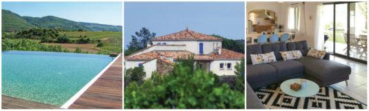 Vakantiehuis Herault Languedoc