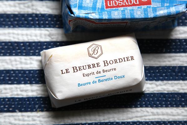 Franse boter beurre Bordier