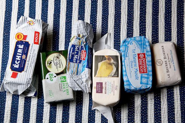 Variante van Franse boter