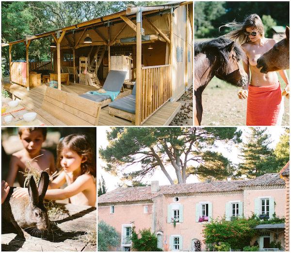 Naturistencamping Domaine de Bélézy (Vaucluse/Provence)