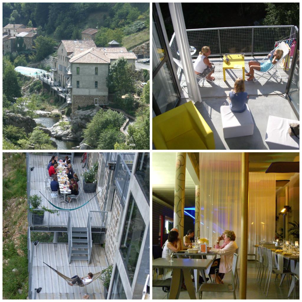 Leuk vakantiehuis in Zuid-Frankrijk Ardeche La Manufacture