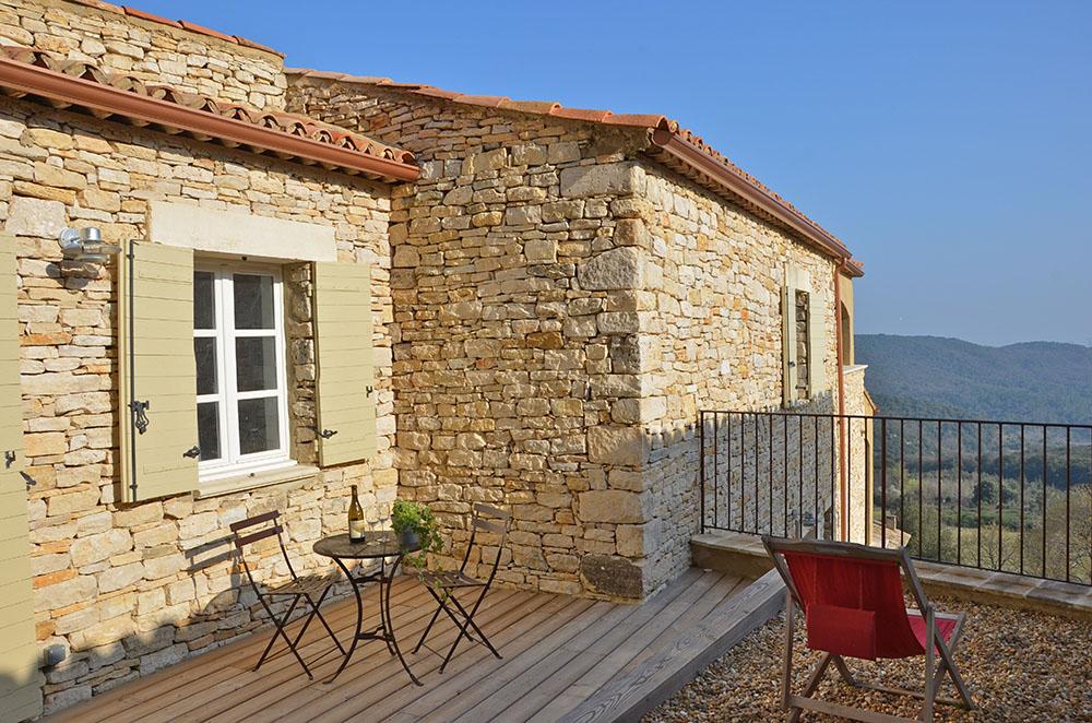 Leuk vakantiehuis in Zuid-Frankrijk Ardeche