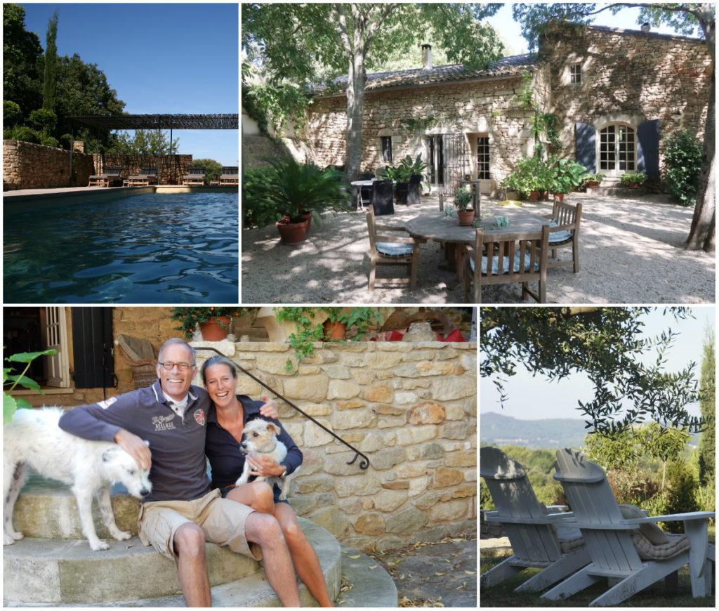 Mas d Oleandre B&B gites vakantiehuizen Languedoc-Roussillon