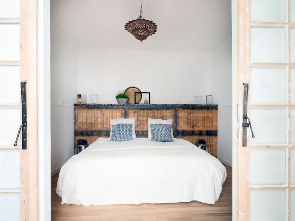 Slaapkamer loft-o-village dorpsappartement Lot et Garonne