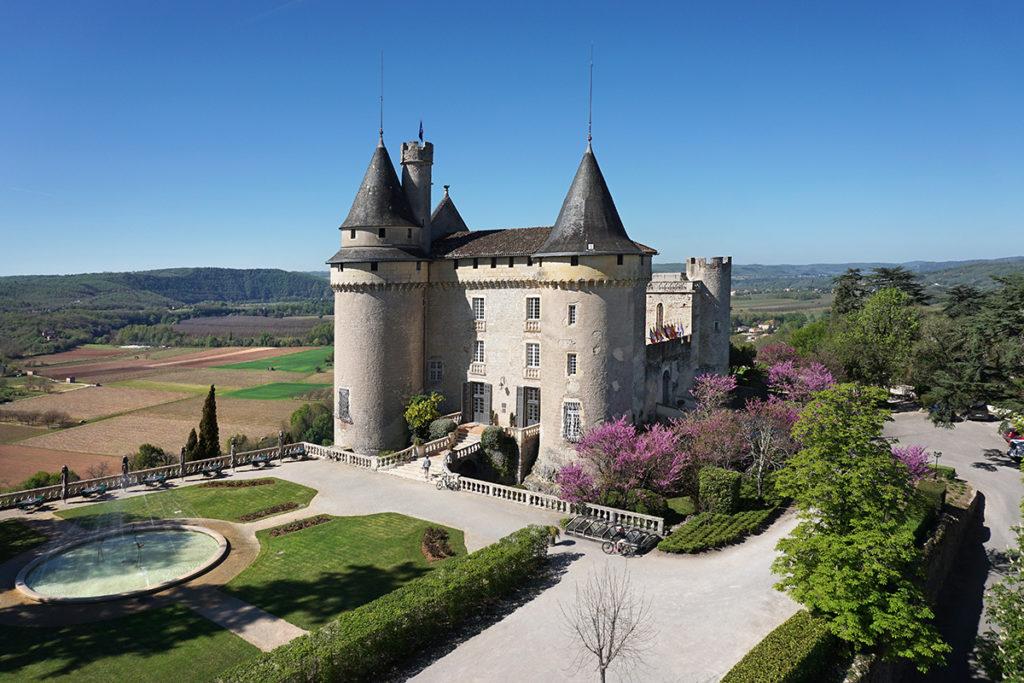 Mercues Chateau Frankrijk
