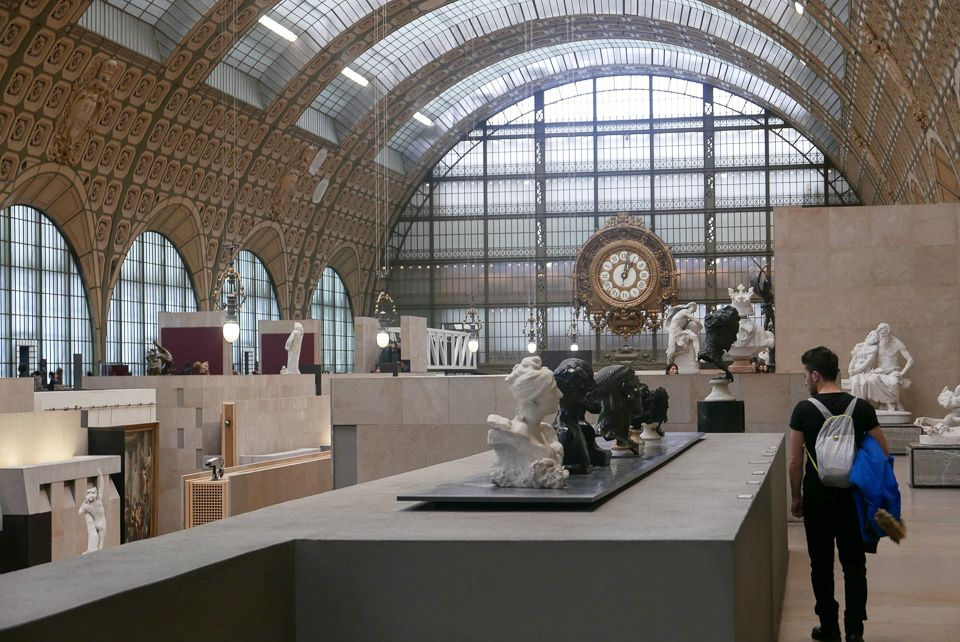 Musee d Orsay must-see in Parijs