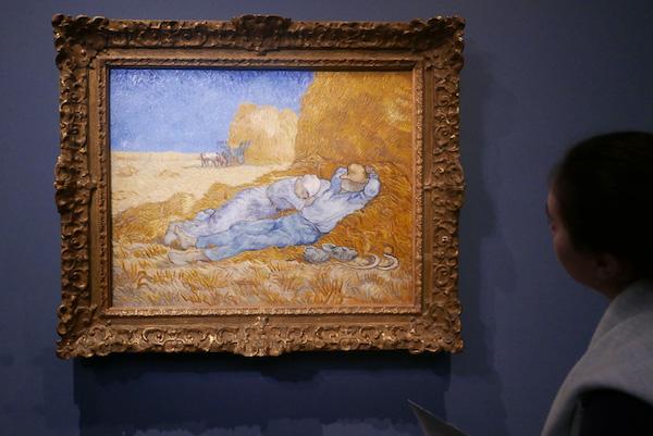 Van Gogh in Musée d'Orsay