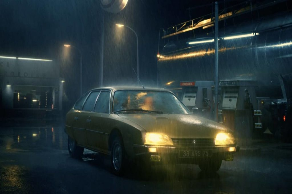 Nostalgisch reclamefilmpje Citroen Supertramp Inspired by you 2018 Citroen CX