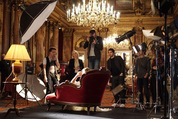 fijne Franse tv-serie op Netflix Dix Pour Cent