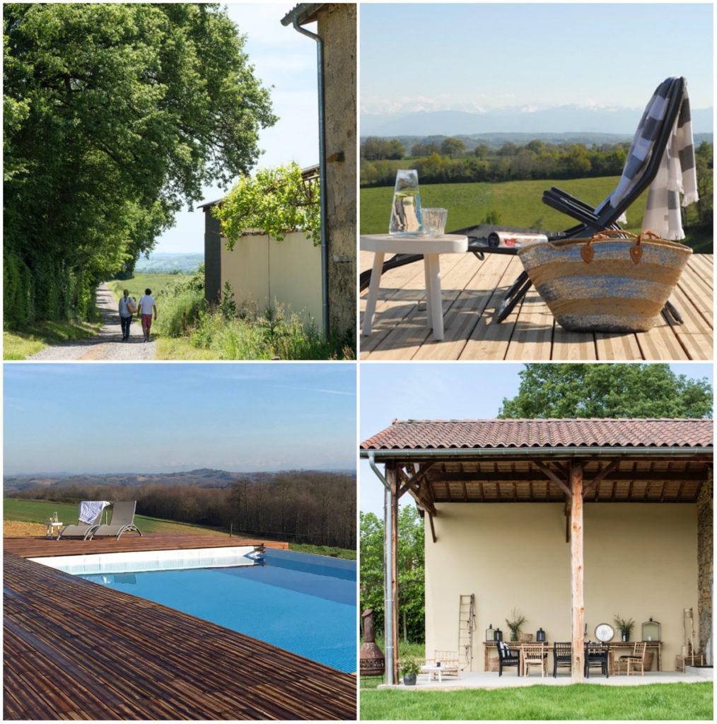 Maison Vivre+, vakantiehuis in Zuidwest-Frankrijk