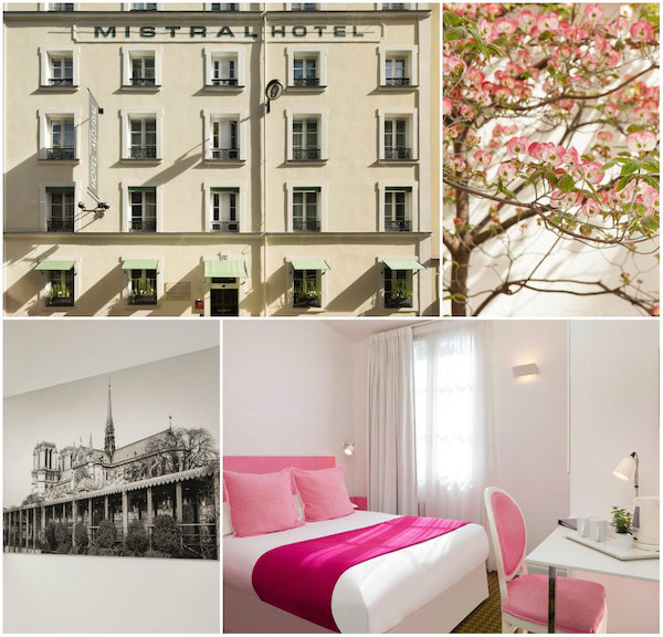 Leuk budget hotel in Parijs: Hotel Mistral