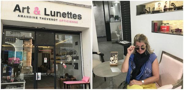 Brillenboetiek Arts & Lunettes -3 Rue Paul Bert