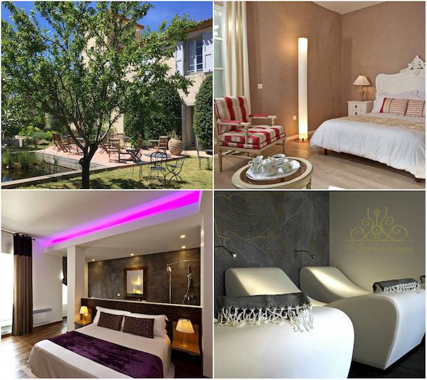 Charmehotel cateau de Siran, charmehotel in de wijnstreek Muscat de Saint-Jean-Minervois