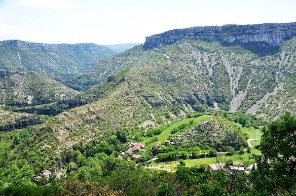 Keteldal Cirque de Navacelles, Languedoc