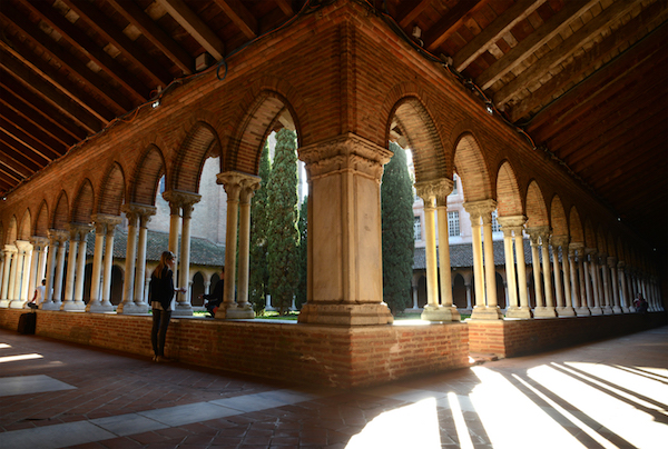 Couvent des Jacobins in Toulouse