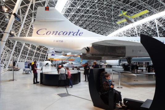 Concorde 50 jaar 2019