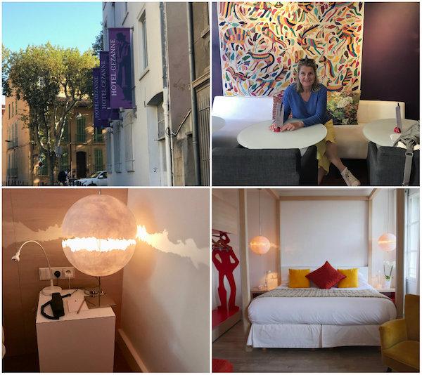 Hotel Cézanne in Aix-en-Provence
