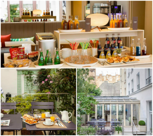 Hotel Mistral Paris