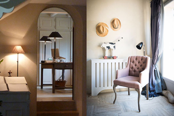 Gastenkamers en interieur: verfijnde Provencaalse sfeer