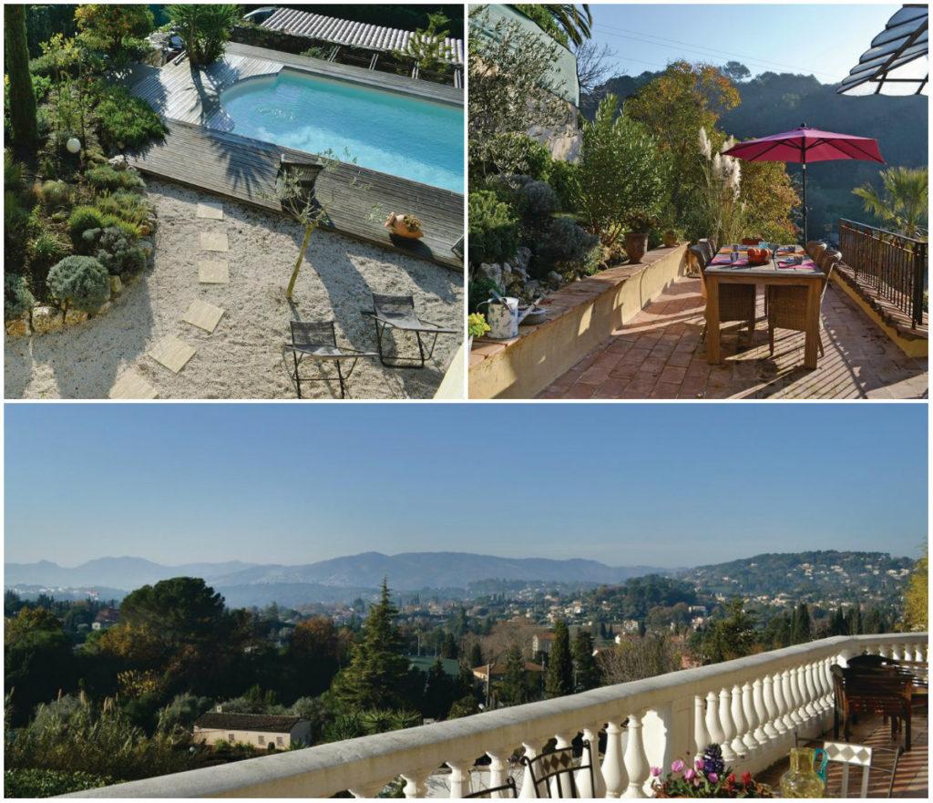 Vakantiehuis in Mougins, Provence