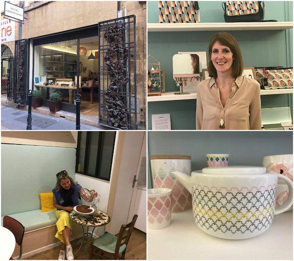 Winkel Nouvel Arrondissement in Aix-en-Provence