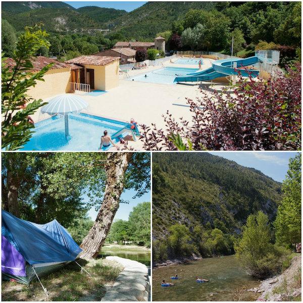 Camping Domaine du Verdon, Castellane