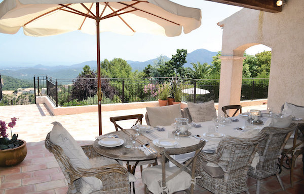 Vakantiehuis aan de Cote d'Azur in Frejus