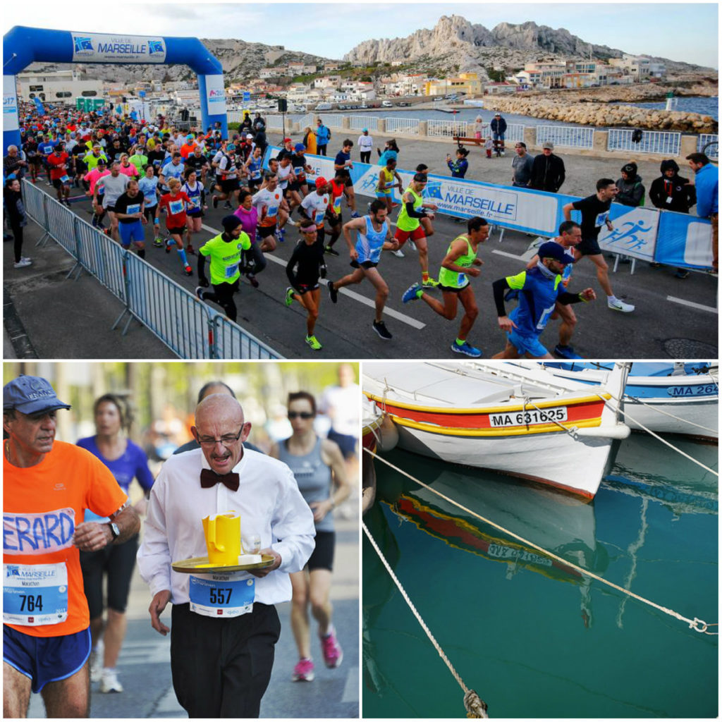 Marathon in Marseille