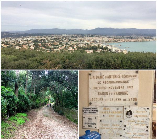Plateau de la Garoupe