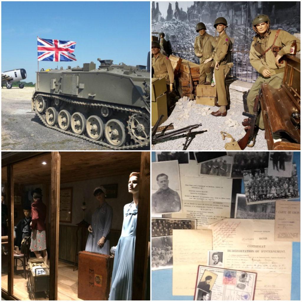 Normandie particulier oorlogsmuseum