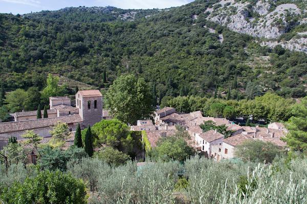 Saint-Guilhem-le-Désert, een van de allermooiste dorpen van Frankrijk