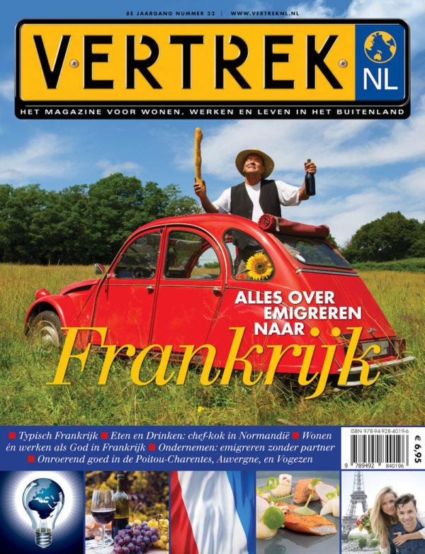 VertrekNL Magazine over emigreren