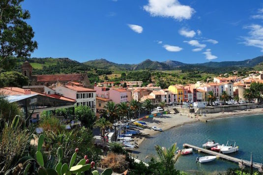 Vissersdorp Collioure