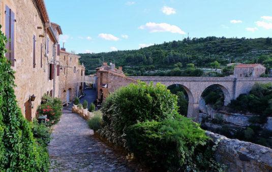 Minerve - Middeleeuws dorpje in de buurt van Narbonne