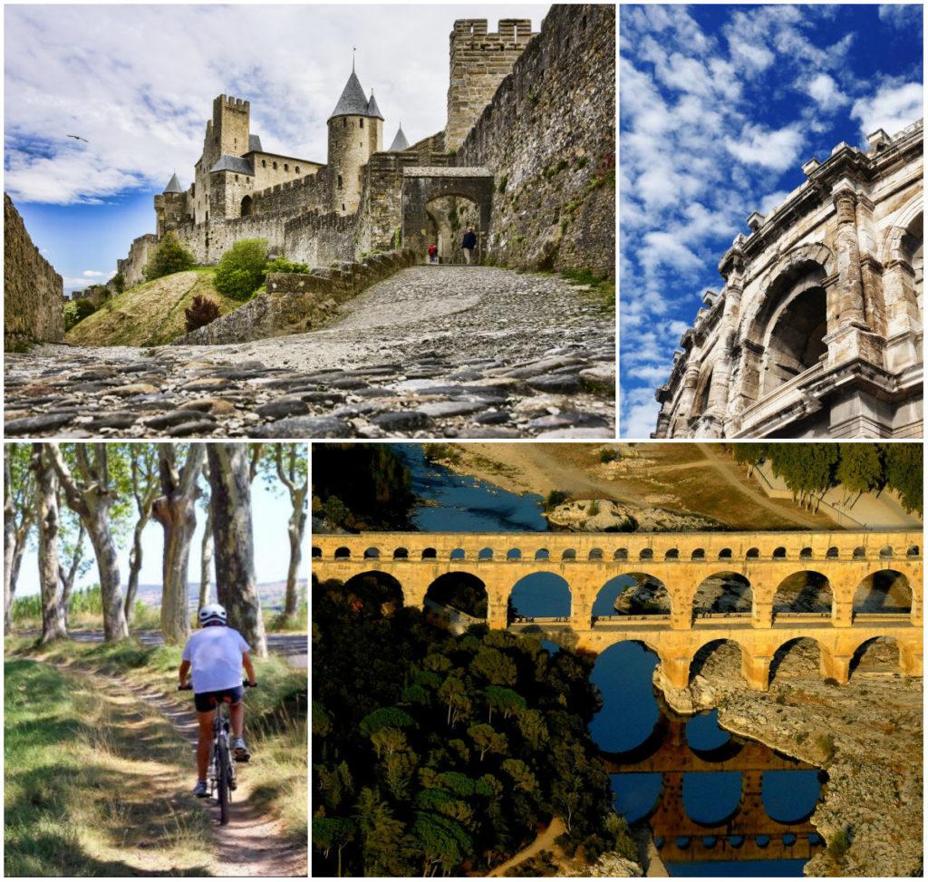 Unesco sites Occitanie