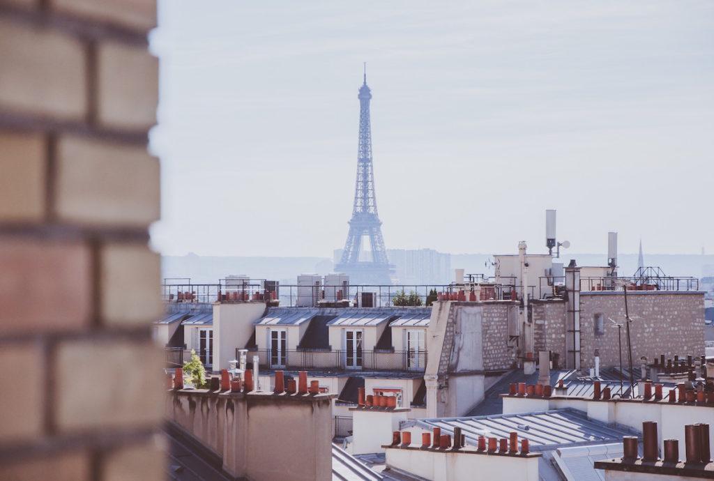 Parijs Eiffeltoren