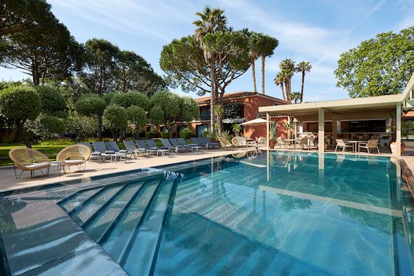 Zwembad van Villa Duflot in de buurt van Perpignan