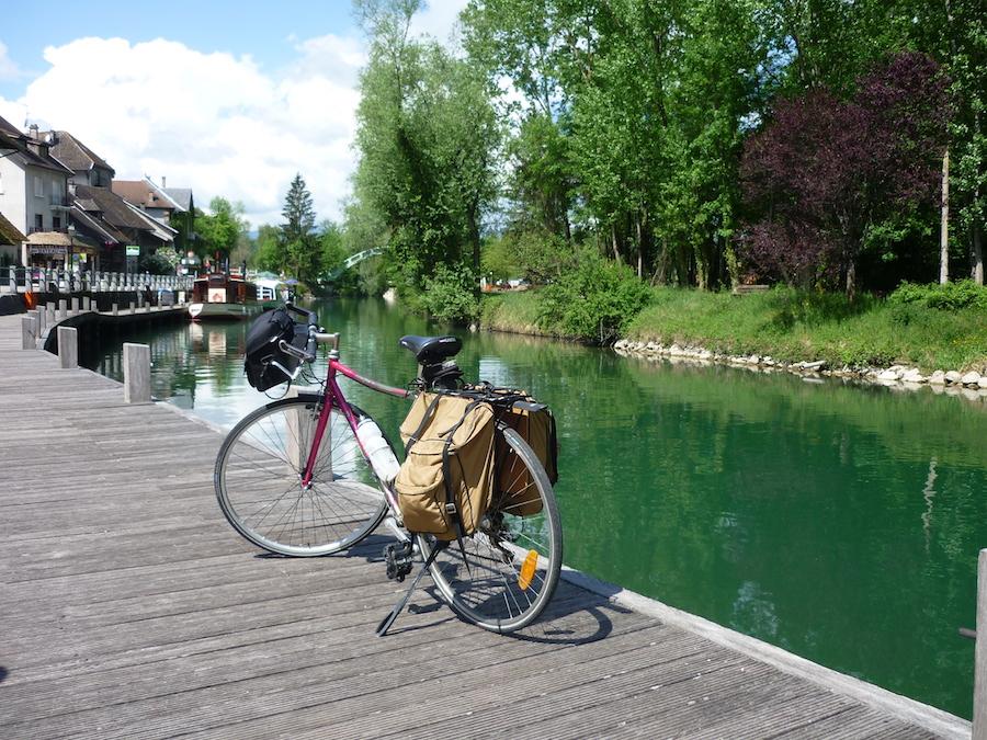 Het kanaal van Savières