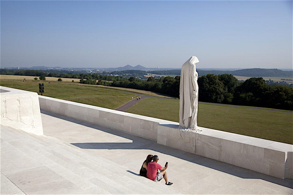 Arras memorial Vimy WOI