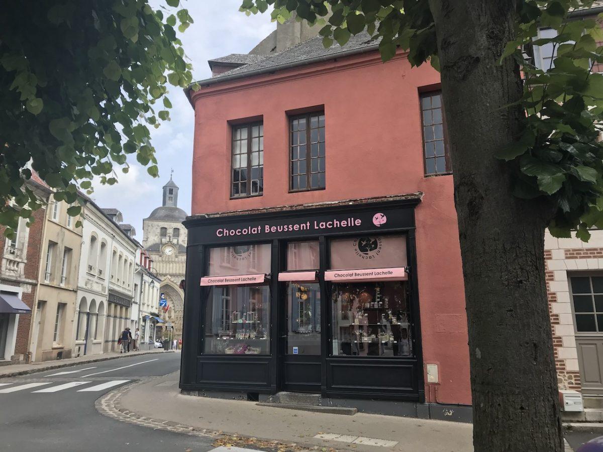 Bessent-Lachelle Montreuil-sur-Mer